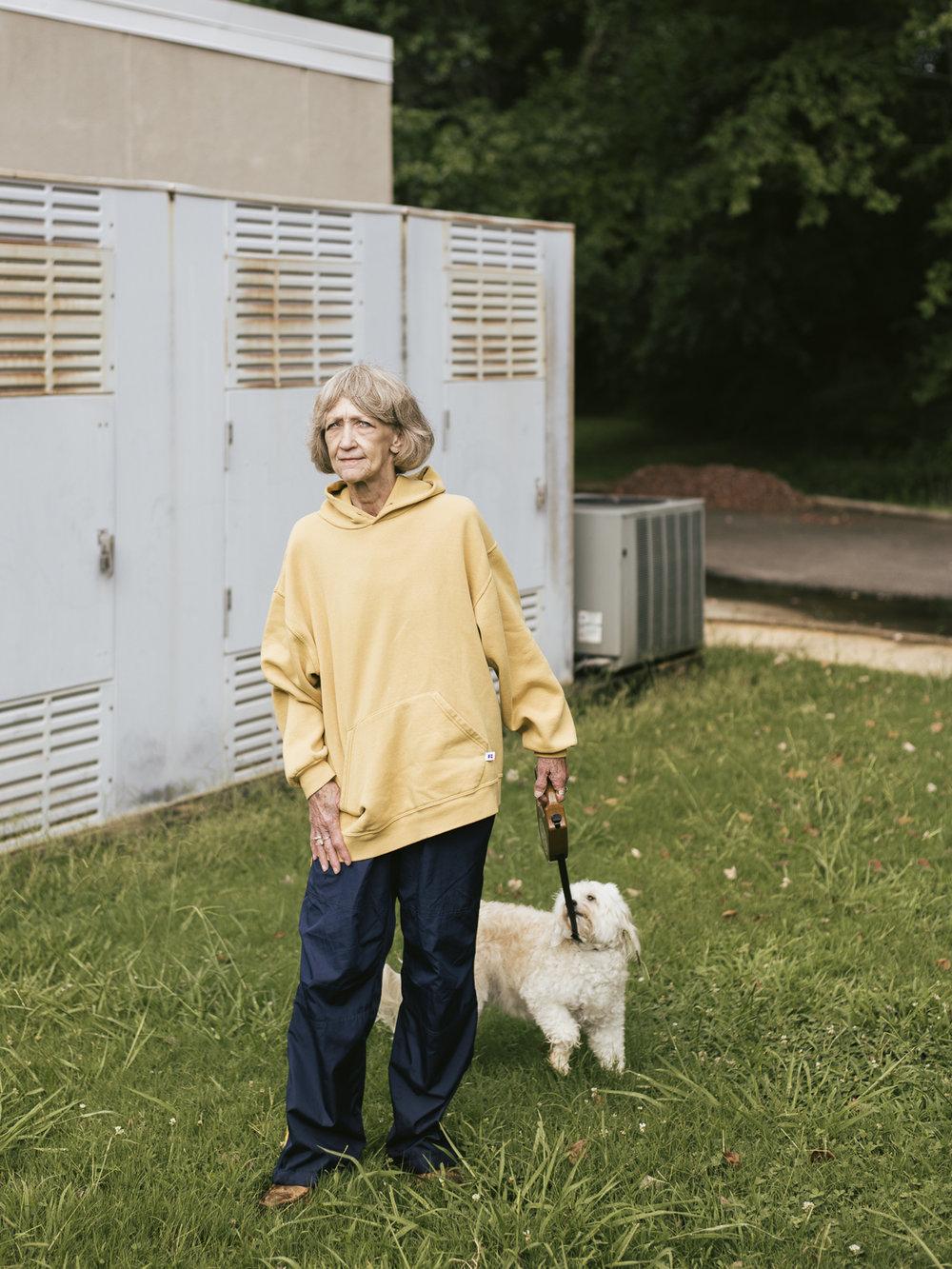 Jean Walking Prissy , 2016, Russellville, AL
