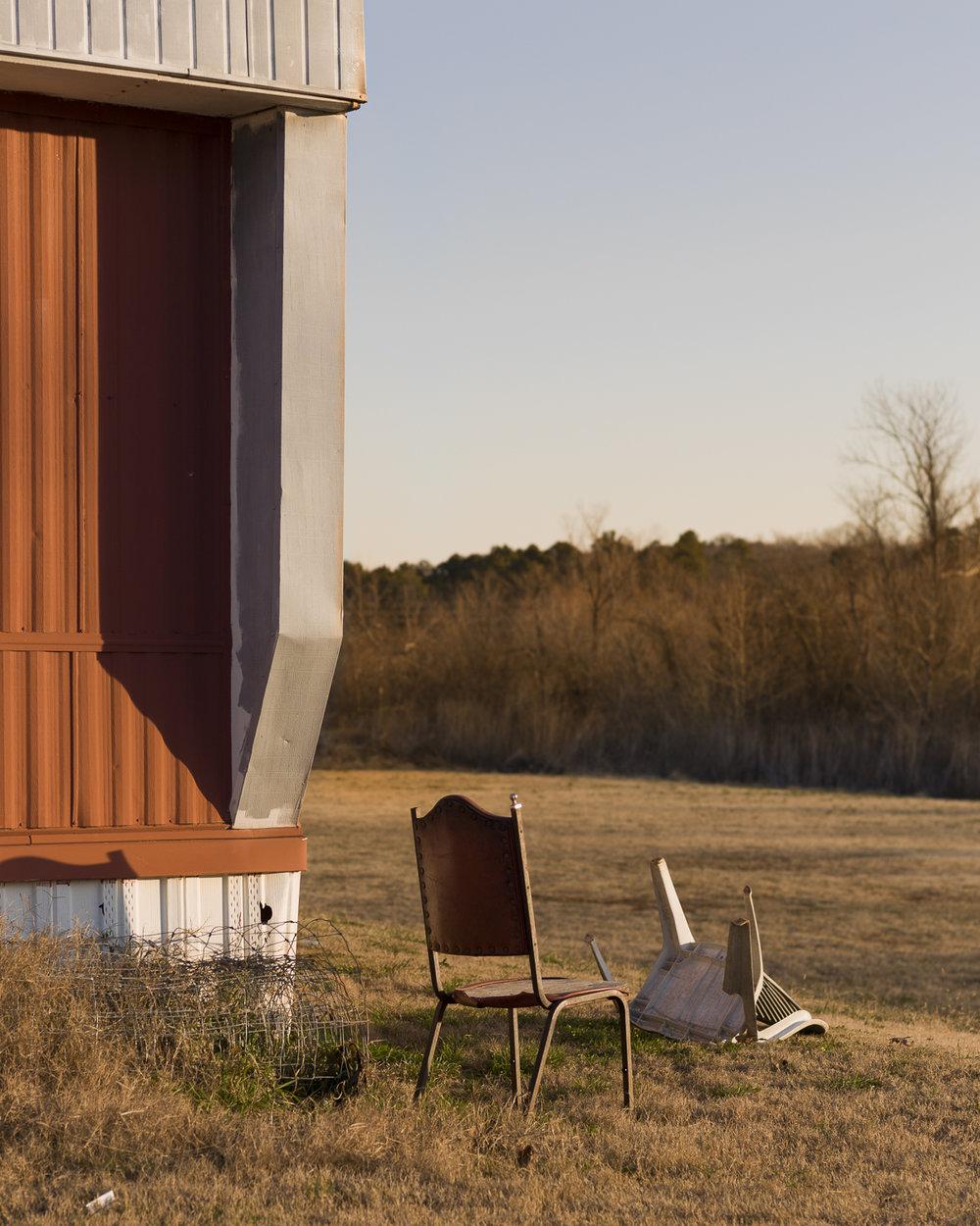Chairs , 2018, Bear Creek, AL