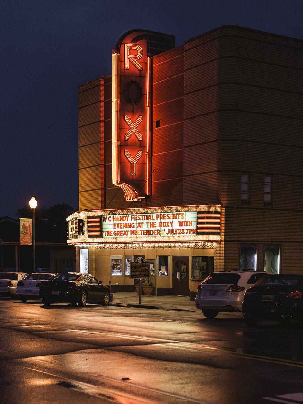Roxy Theater , 2016, Russellville, AL