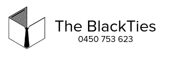 The BlackTies - Magician Sydney | Sydney Magician Hire