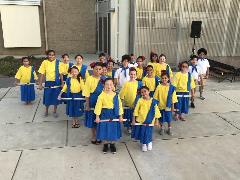 Anak Ng Bayan - Alvarado Elementary