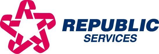 BRONZE SPONSOR  Get reliable, responsible waste disposal services.  Republic Services  offers residential, municipal, commercial and industrial garbage pickup and recycling.