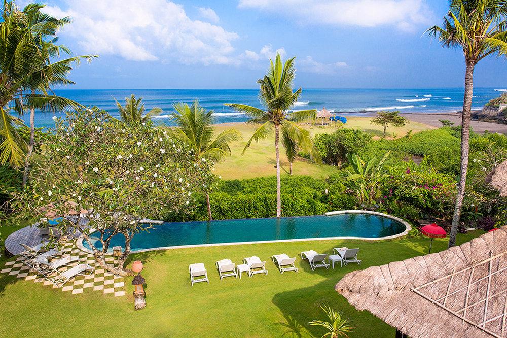 For Sale - Sungai Tinggi Beach Villa - Bali