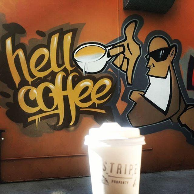 Morning coffee at #coffeelane #cromer #stripeproperty #vitamind #youknowyouwantone #hiddengem #forloversofcoffee