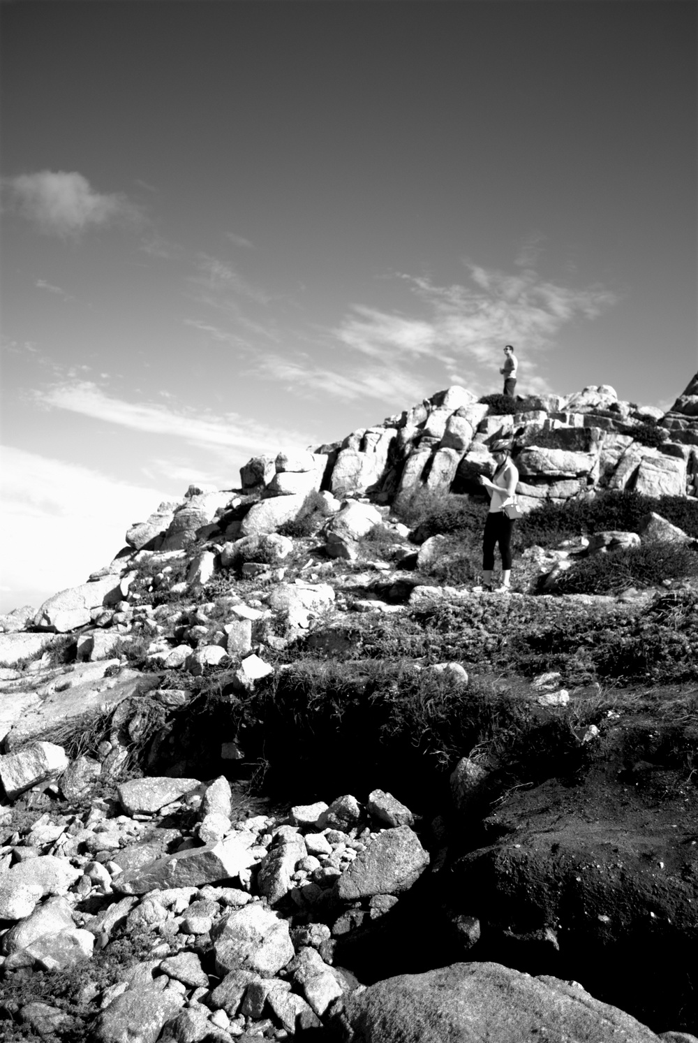 China rock (point of interest #8 on 17 mile drive)