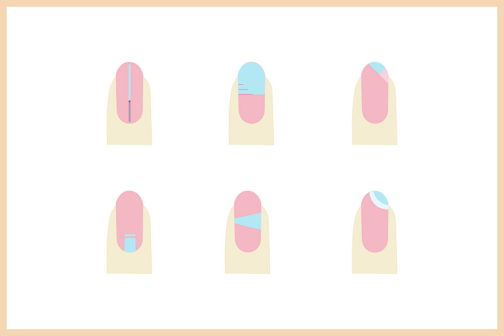 New Nail Art Designs Arriving!