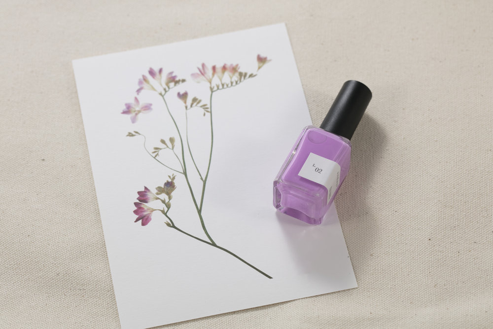 New York Nail Salon: Manicures & Pedicures + Meditation | sundays