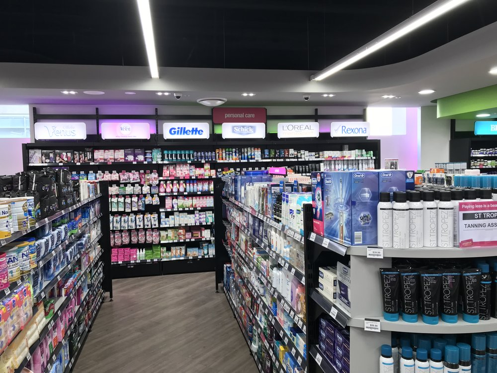 Priceline Stores - Brand Signs
