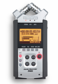 ZOOM Recorder - image from manufacturer