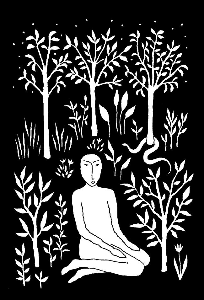 Artwork by  Minna Leunig