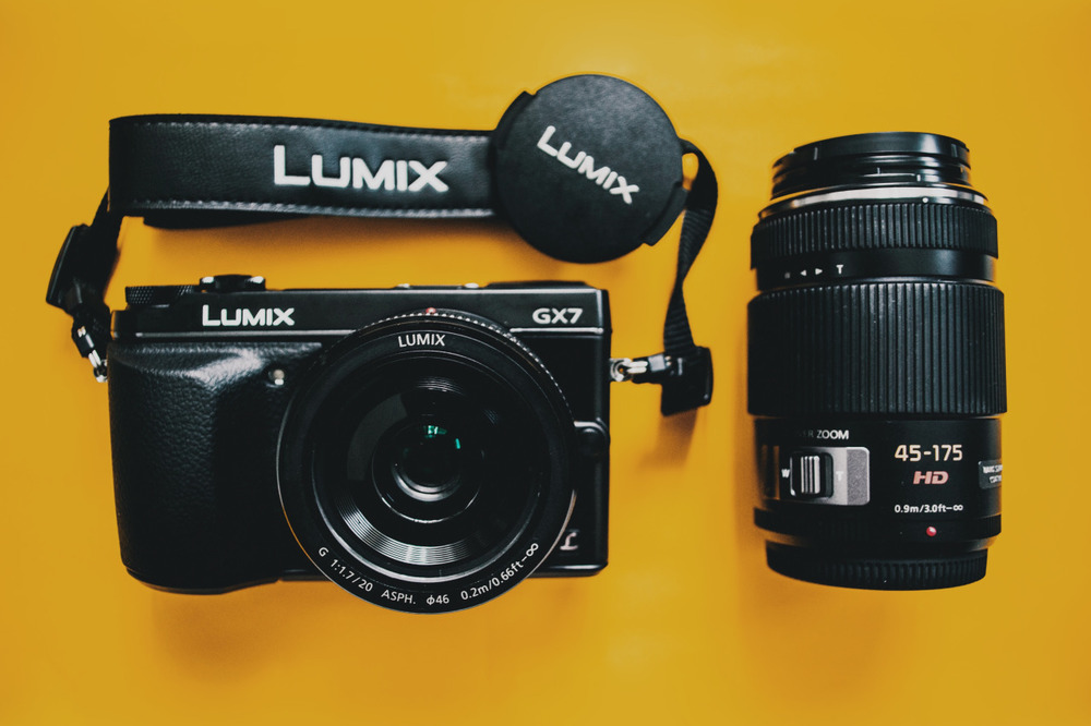 Just got my first mirrorless camera. Probably the most I've spent on a camera. The Lumix GX7 came with a 20mm Kit Lens which I have been waiting to get my hands on. Can't wait to play around with this bad boy!