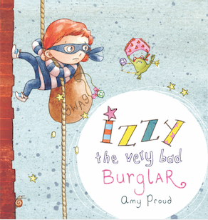 Izzy the very bad burglar - Sky Pony Press - 2016