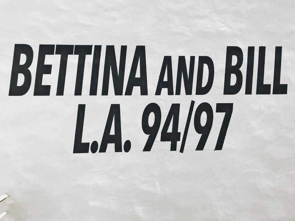 Bettina Rheims : Bettina and Bill, L.A. 94/97