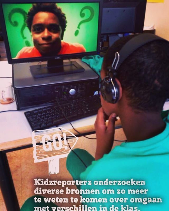 #stemvdleerling #kidzreporterz #kinderrechten #changemakers