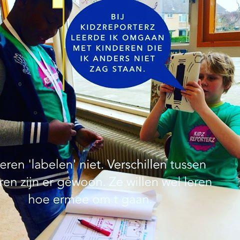 #changemakers #kinderrechten #kidzreporterz #stemvdleerling #onsonderwijs2032 #kidzreporterz