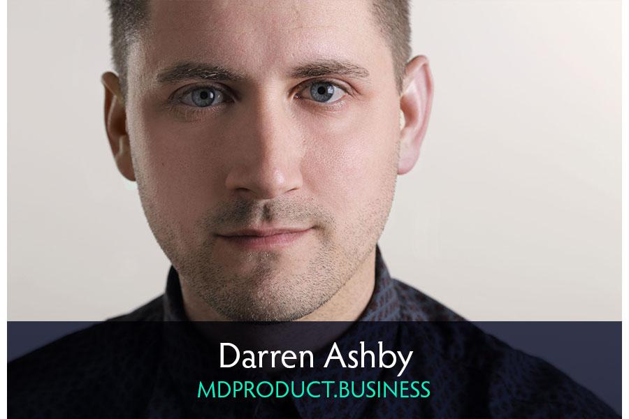 Darren Ashby