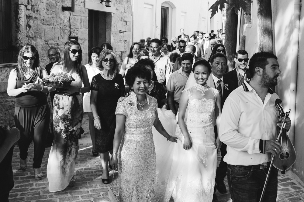 Greek Destination Wedding John Colson Photography