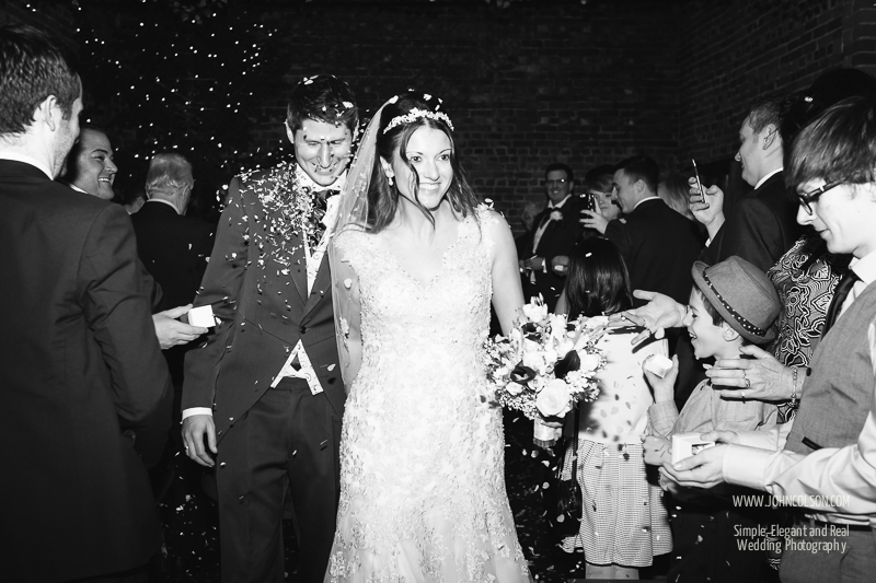 Winter Wedding Worcestershire