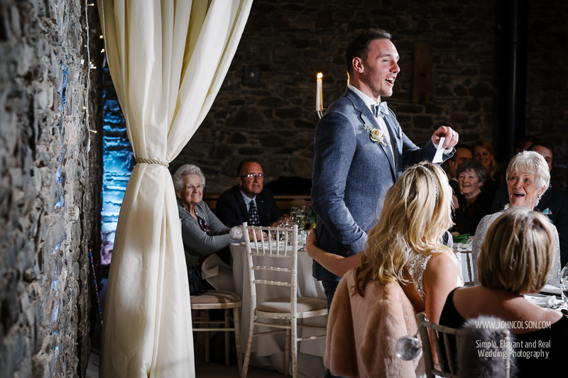 Wedding Photographer at New House Farm, Lake District