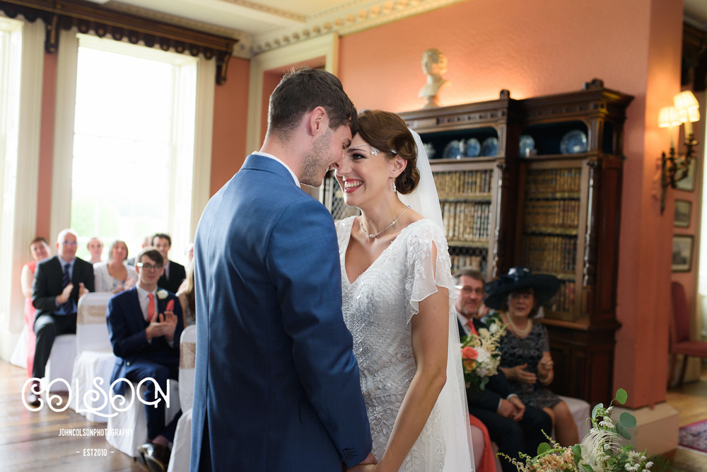 Wedding Photography at Prestwold Hall, Leicestershire