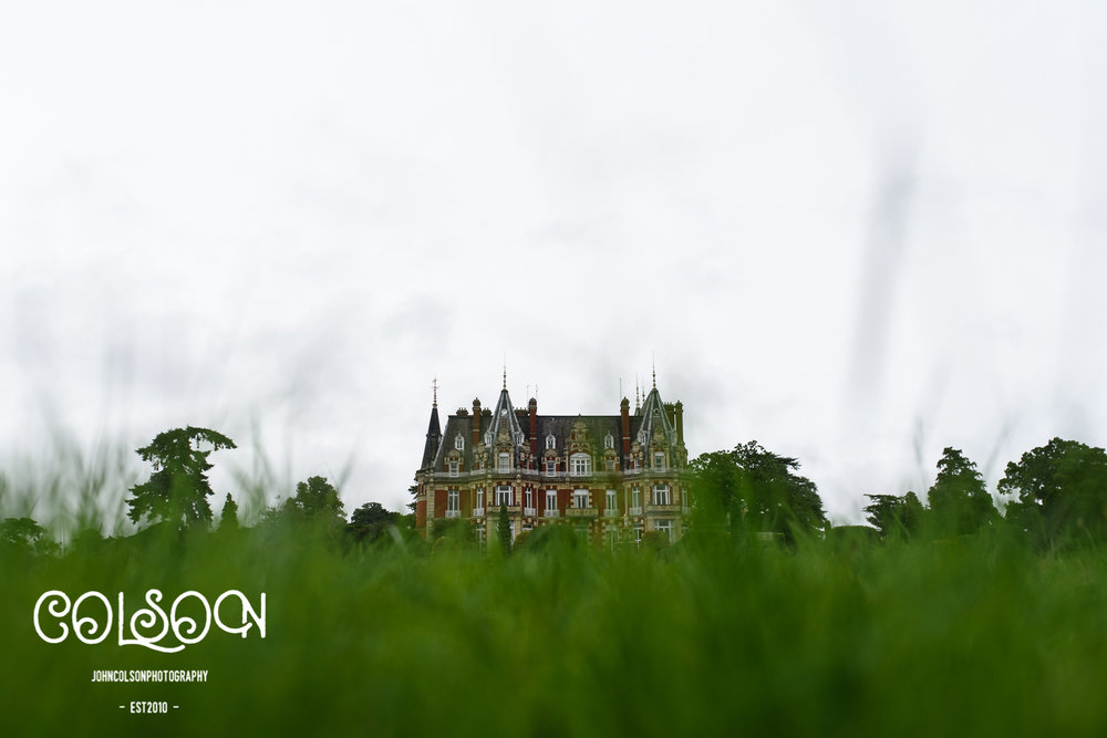 The Chateau Impney is a venue I hadn't shot a wedding at prior to this one. However, it is a location that I have seen from afar (i.e. driving past it) on many many occasions. It was lovely to finally see what it looks like up close!