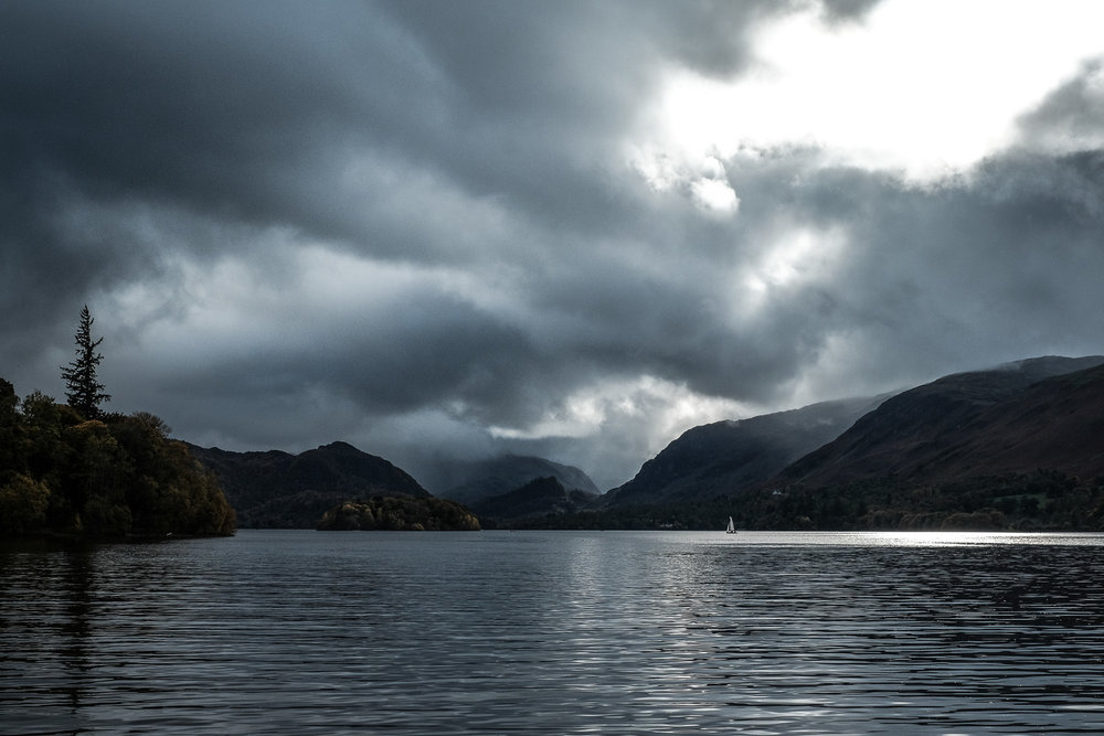 Derwentwater. Perfect.