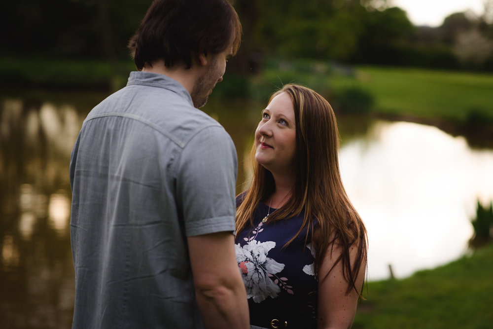 Pre Wedding Photography at the Blakelands Hotel, Shropshire.