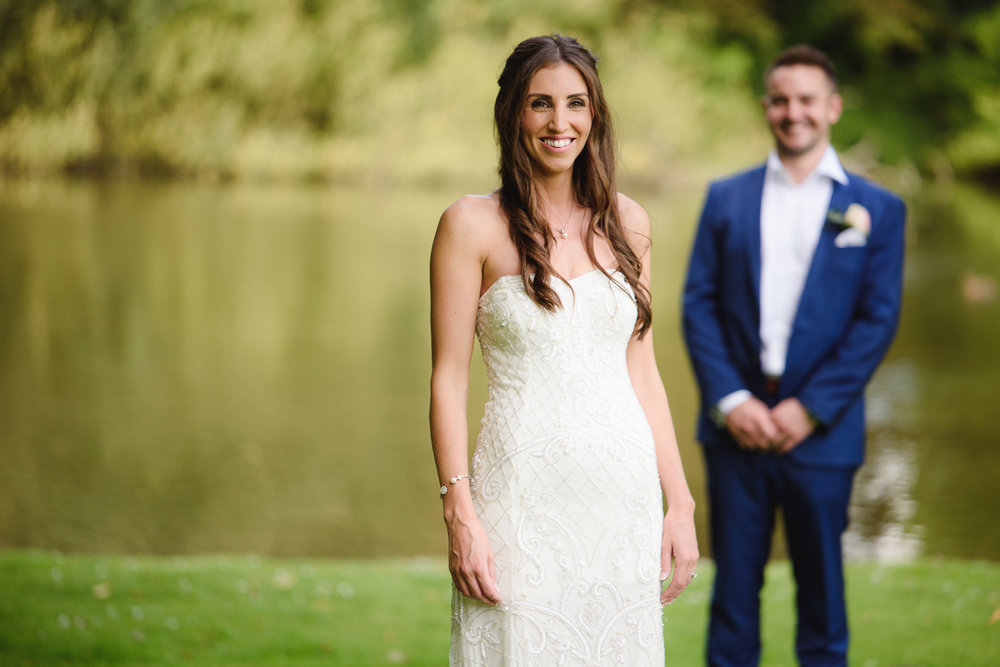 Danielle and Oliver - Brockencote Hall, Worcestershire.