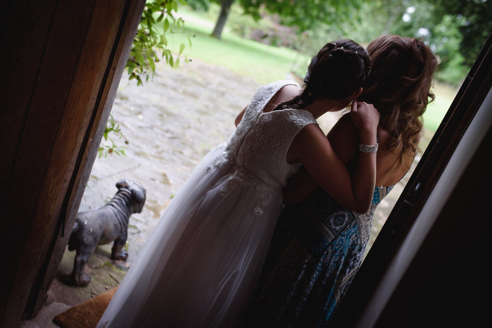 Copy of Wedding Photographer at Dewsall Court, Herefordshire.