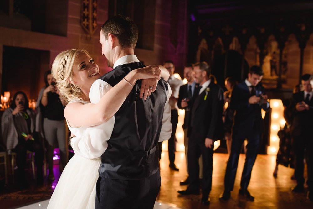 Jo & Richard - Peckforton Castle, Cheshire.