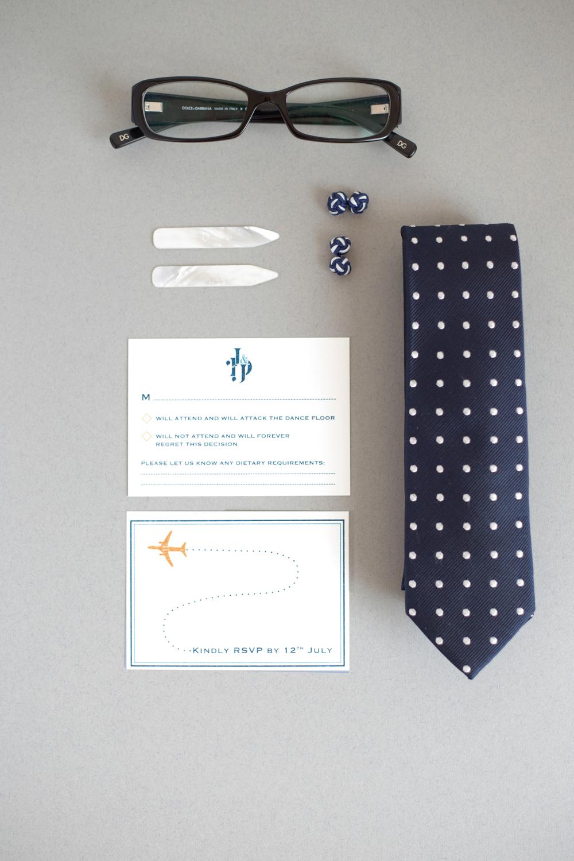 Bespoke wedding stationery, London Wedding, invitations, orange and blue, The Boundary, London skyline, RSVP,same sex wedding