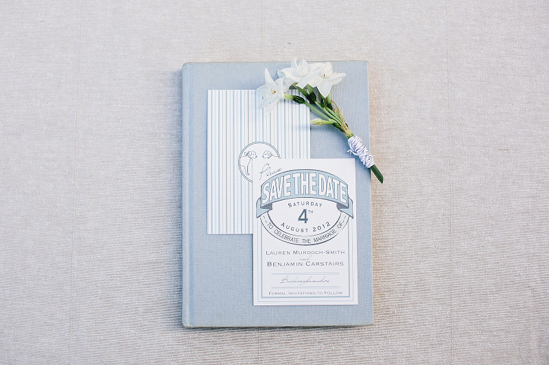 Chenies Manor House, Marmite wedding stationery, duck egg blue, invitation, RSVP, Thank You, Order of Service, Letterpress, Save the Date