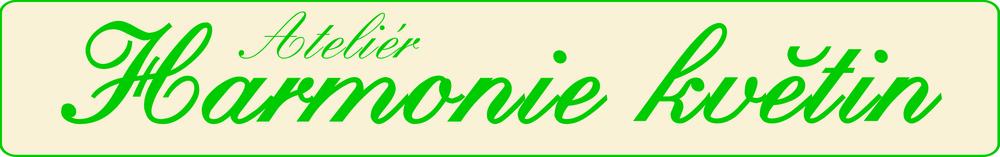 logo harmonie květin