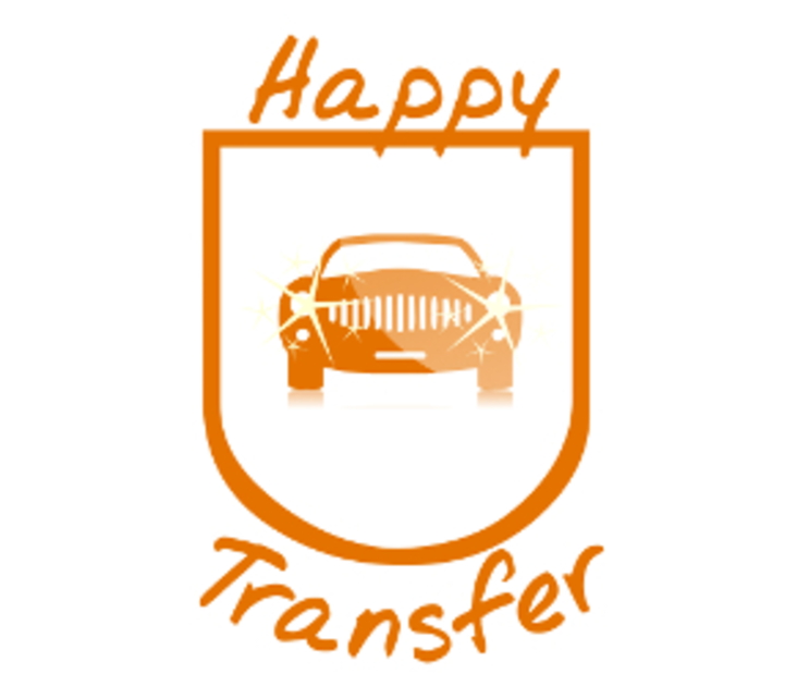 logo happy transfer