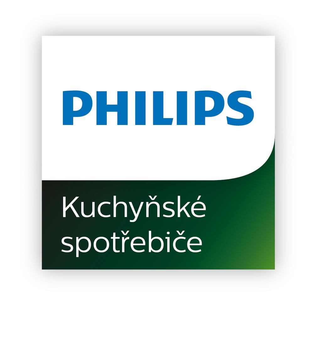 logo philips kuchyňské spotřebiče