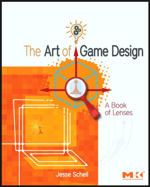 Jesse Schell - The Art Of Game Design