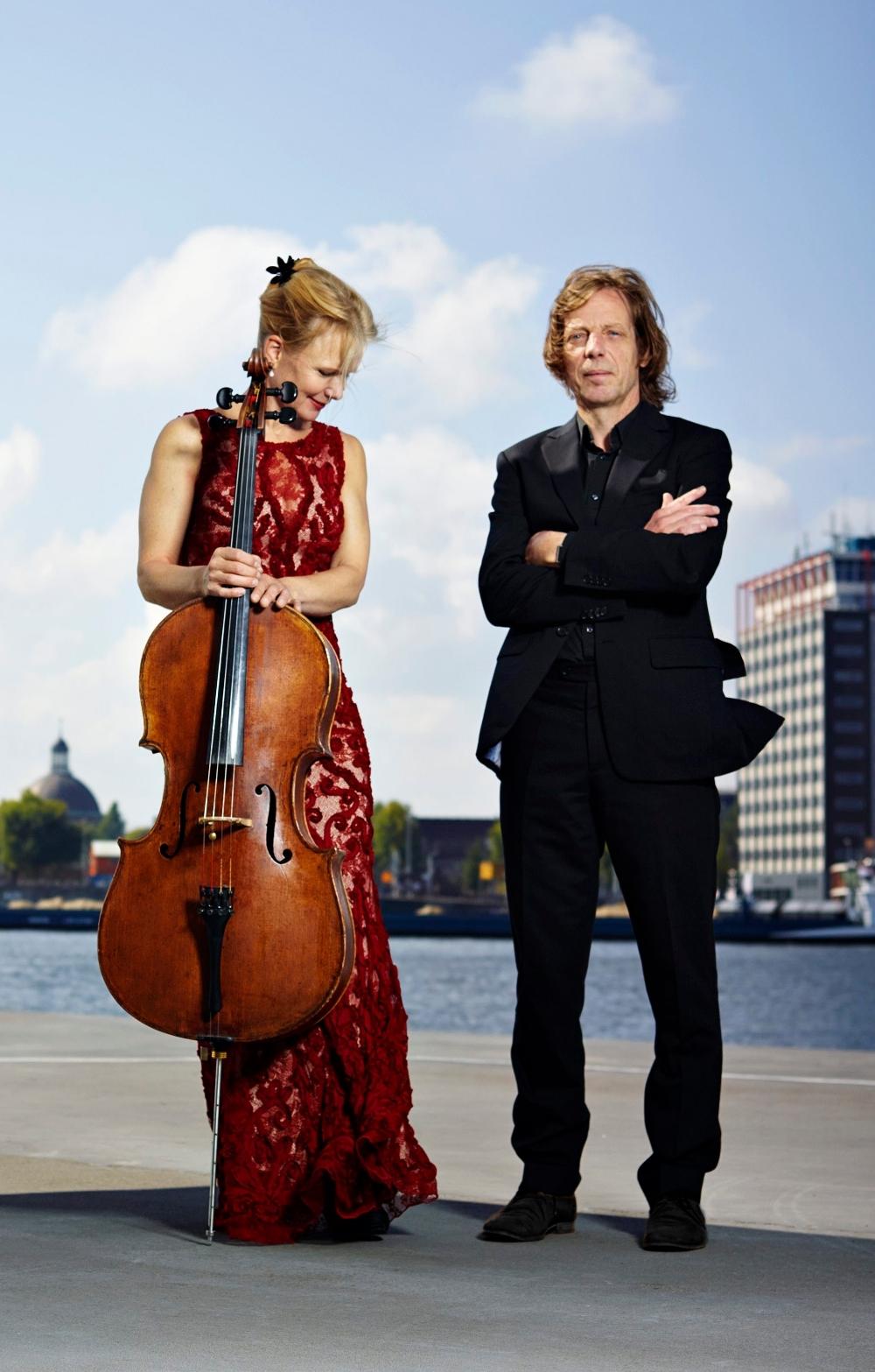 Larissa Groeneveld & Frank van de Laar