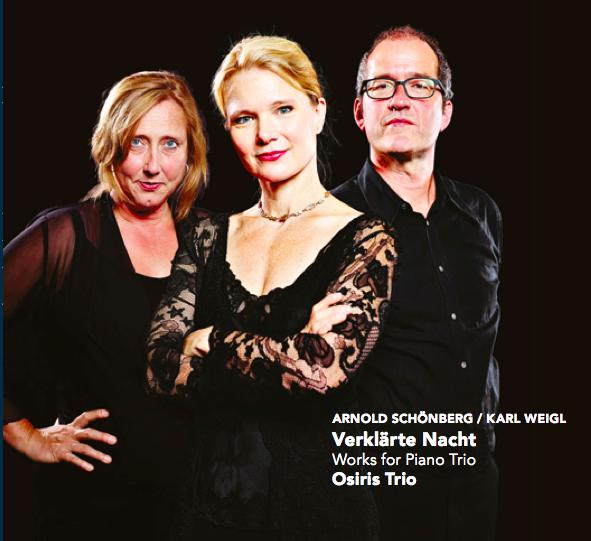 Osiris Trio Schönberg Verklärte Nacht