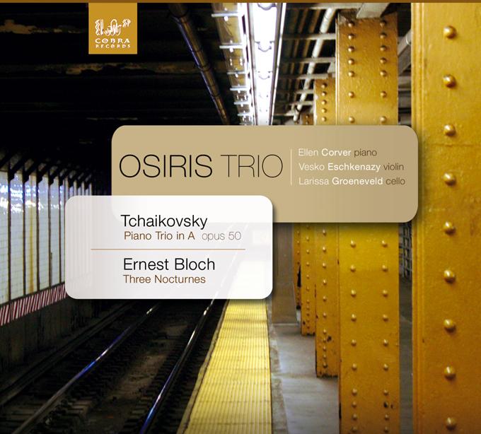 Osiris Trio Tchaikovsky piano trio
