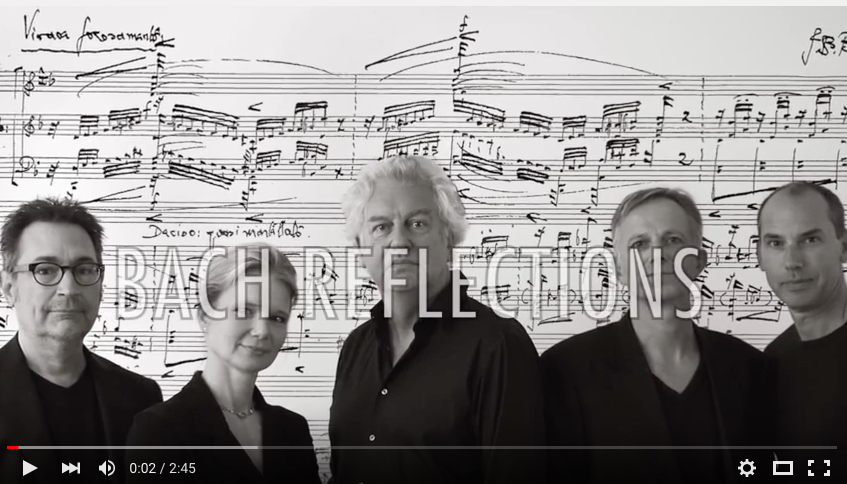 Bach Reflections Live 2015, live concert Maartenskerk Doorn 13-3-2015
