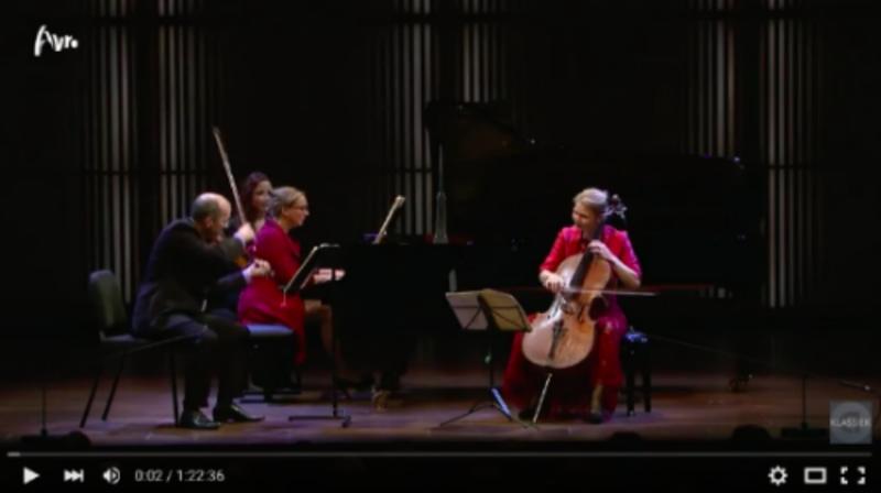 Osiris Trio, Jubileumconcert, Muziekgebouw aan 't IJ, Amsterdam, 30-11-2013