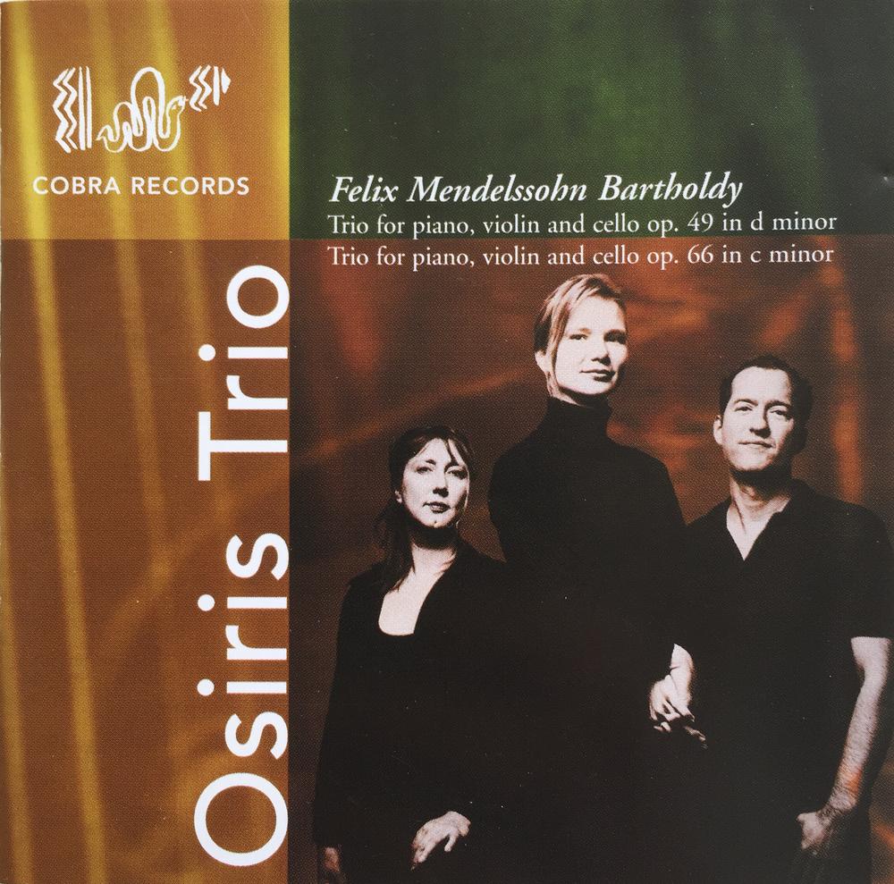 Osiris Trio Mendelssohn Bartholdy