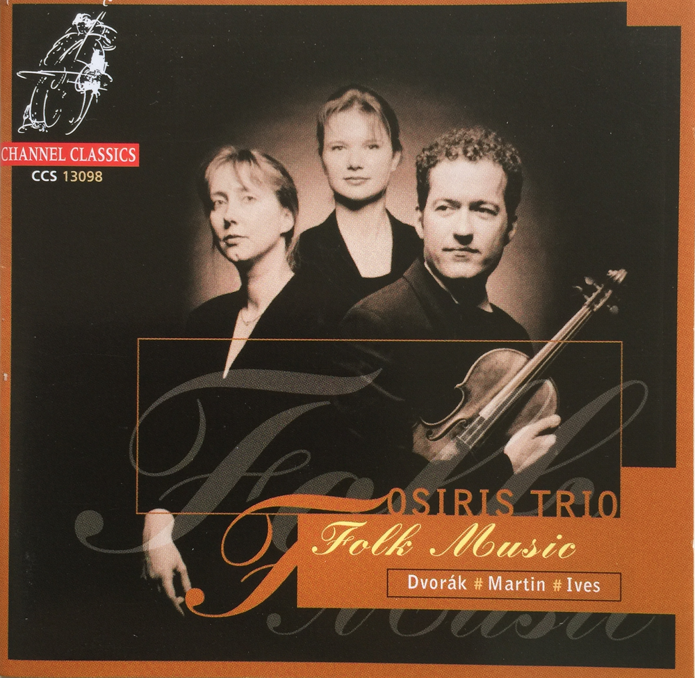 Osiris Trio Folk Music