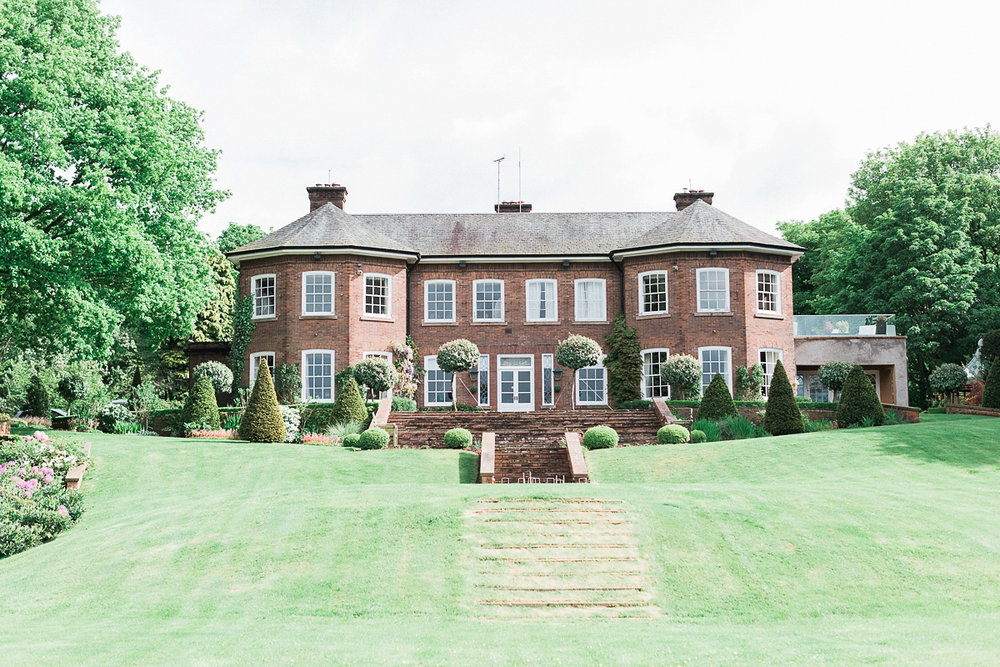 Delemere Manor in Cheshire Wedding suppliers