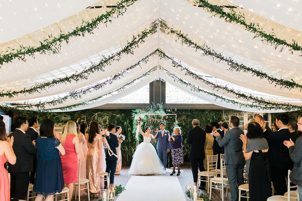 Wedding back drops and styling