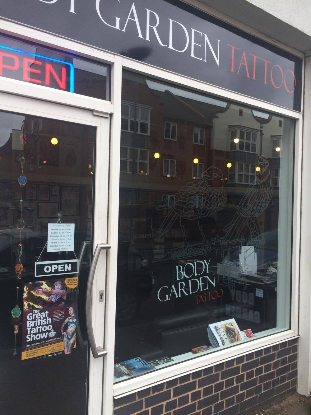 Body Garden Tattoo Studio