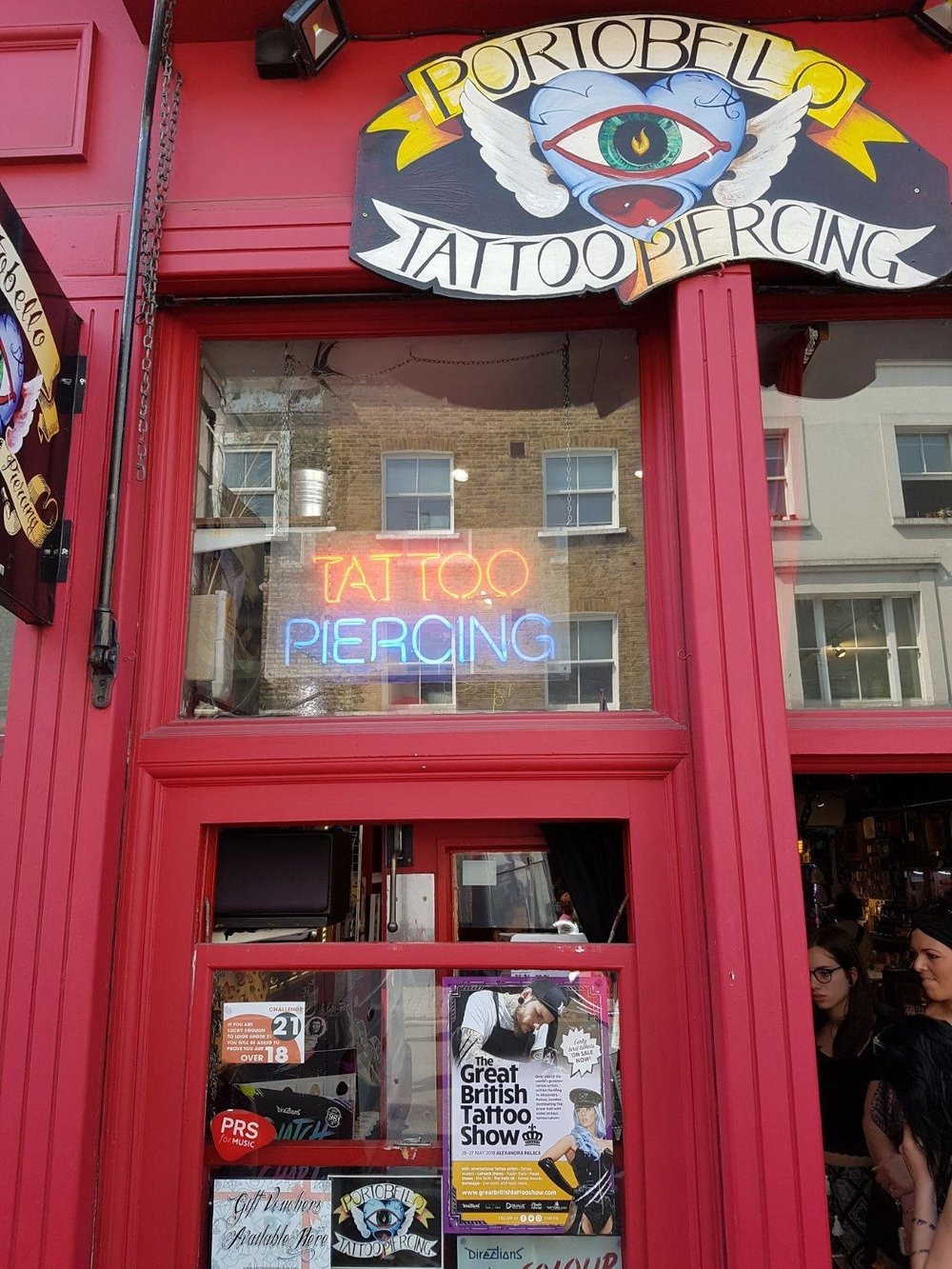 Portobello Tattoo Studio