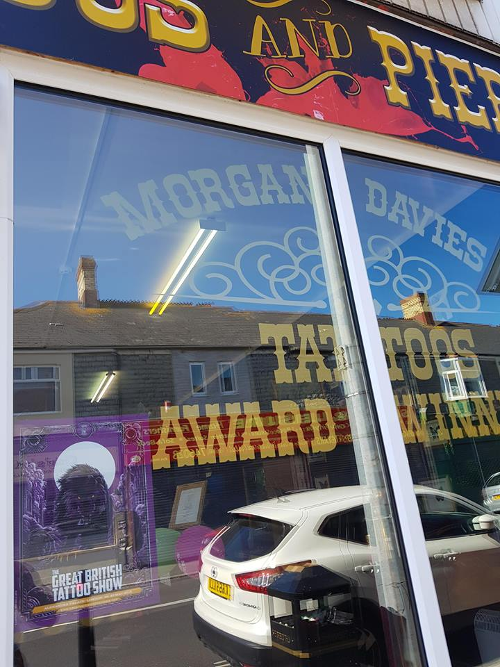 Morgan Davies Tattoo Studio