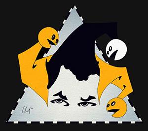 Omid Zarei - Jester Logo