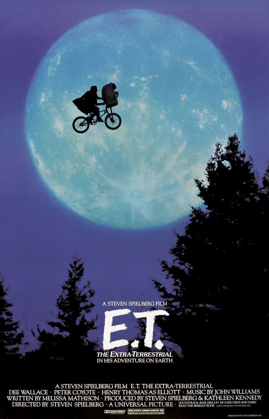 ET (1982) - Best guess: An alien wants to call his house.